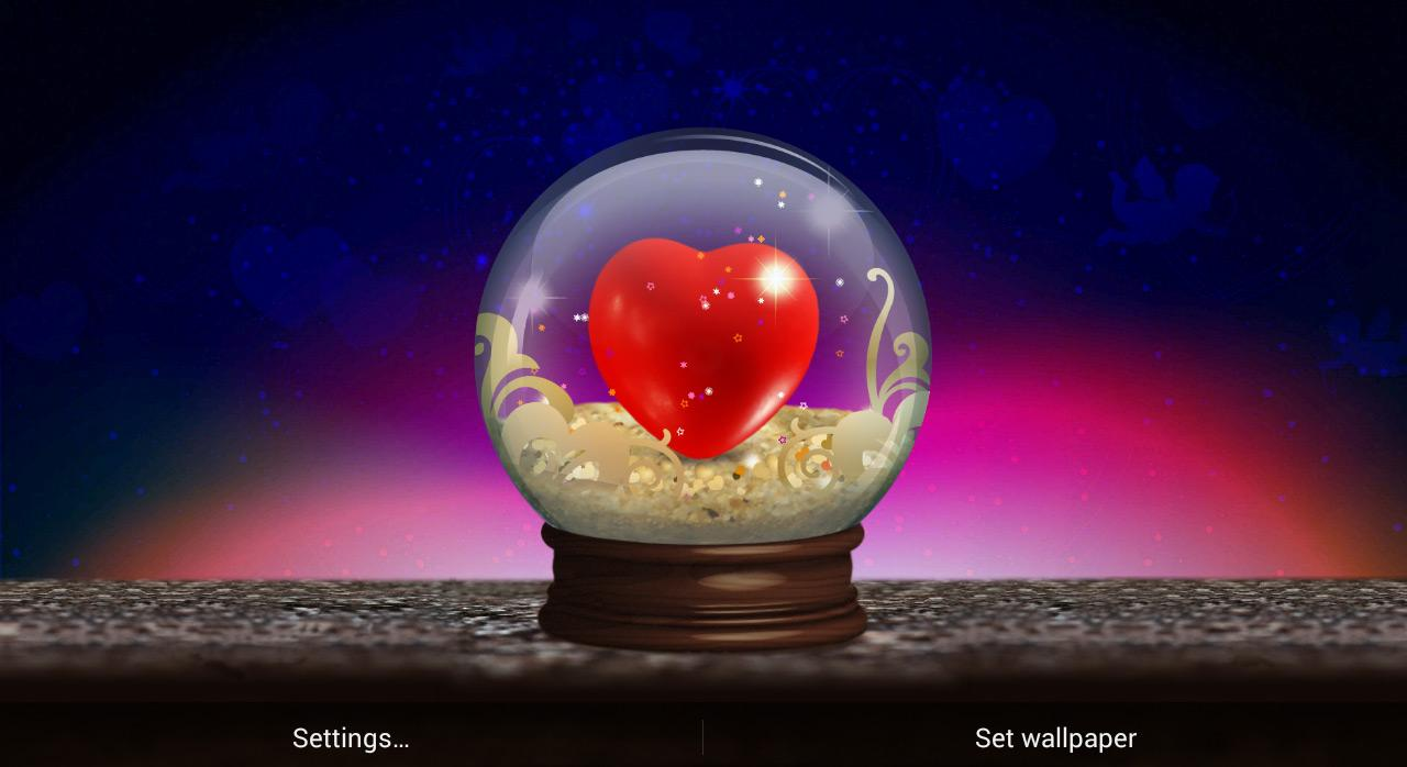 Love world live wallpaper free android apps on google play love world live wallpaper free screenshot voltagebd Images