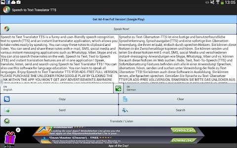 Speech to Text Translator TTS 3.0.8 (Mod)