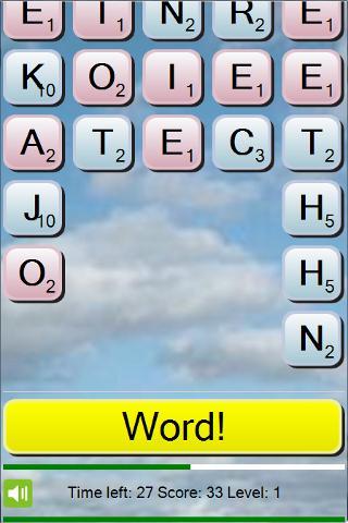 WordCliq- screenshot