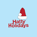 Hatty Holidays logo
