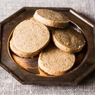 Elsa's Rye Cookies.