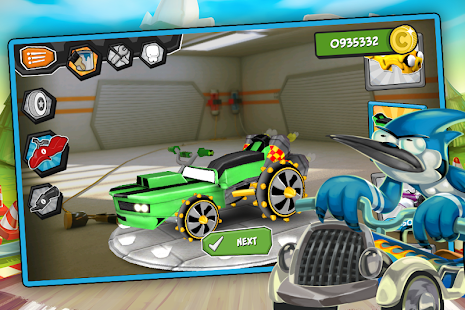 FORMULA CARTOON ALL-STARS - screenshot thumbnail