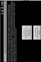 Screenshot of LDS English to Spanish Hymns