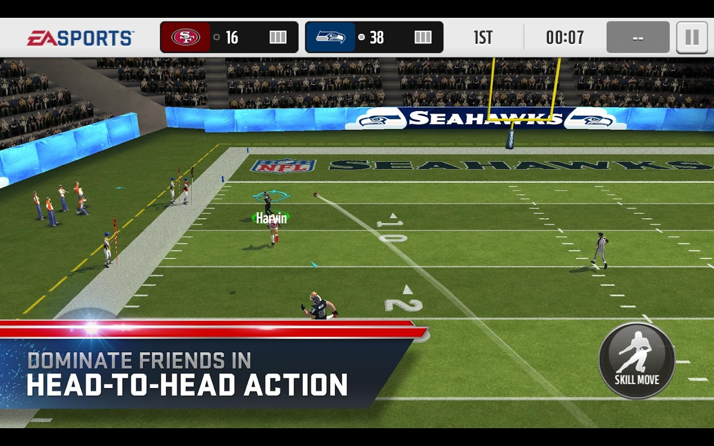 Madden NFL Mobile - screenshot
