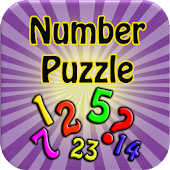 Number Puzzle to Sharpen Brain