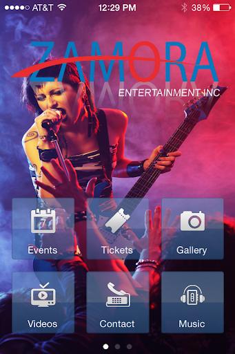 Zamora Entertainment