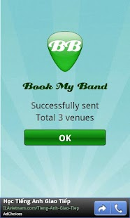 BookMyBand Free - screenshot thumbnail