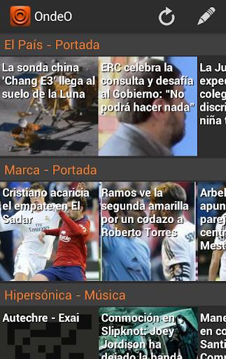 OndeO Noticias en Español