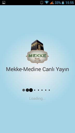 Kabe Mekke Medine canlı yayın
