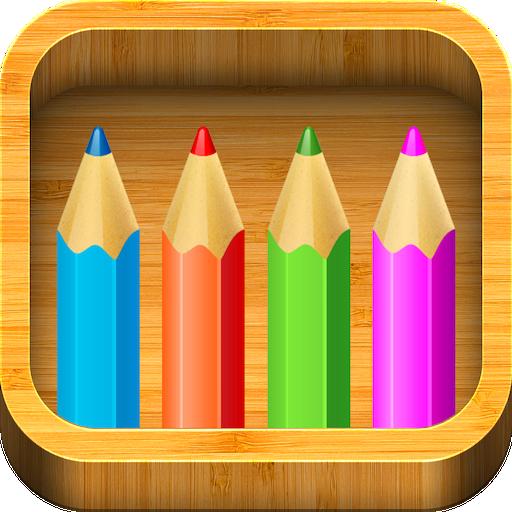 休閒App|涂鸦填色 -  Doodle Fill LOGO-3C達人阿輝的APP
