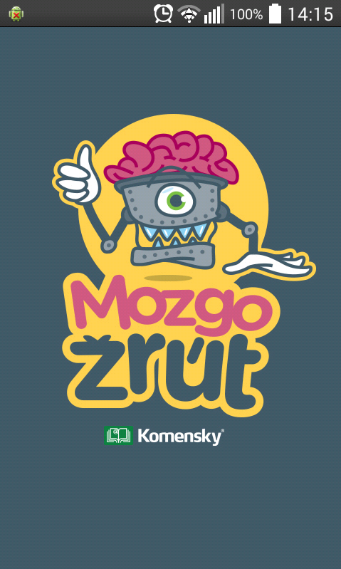 Mozgožrút- screenshot