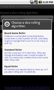 Steady Roller, for Board Games - screenshot thumbnail