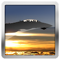 US Airforce Jet Fighter HD LWP icon