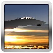 US Airforce Jet Fighter HD LWP