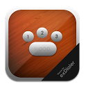 WOOD Theme for exDialer icon