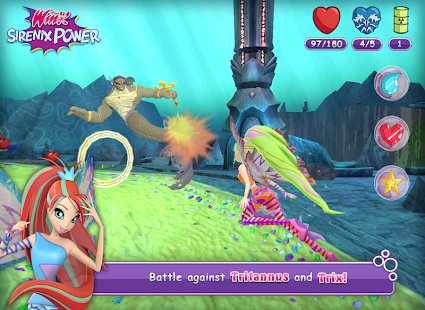 Winx Club: Winx Sirenix Power - screenshot thumbnail