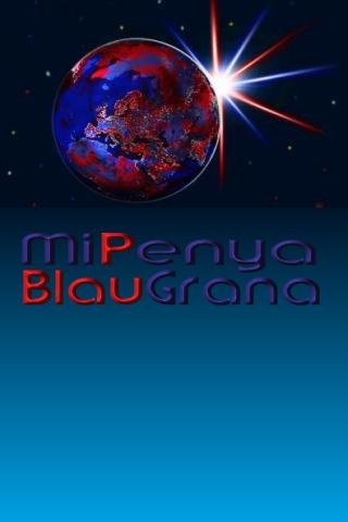 MPBlaugrana - screenshot