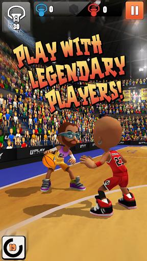 Swipe Basketball 2 for PC