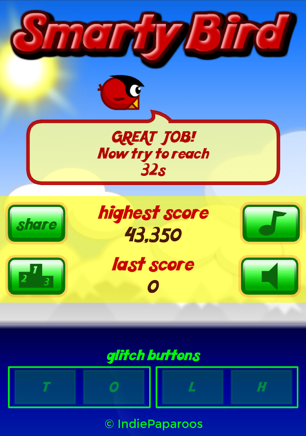 Smarty Bird- screenshot