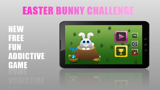 复活节兔子挑战