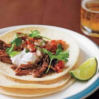 Slow-Cooker Pulled-Pork Tacos.