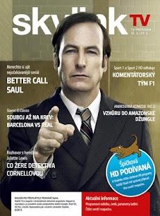 Magazín Skylink TV - náhled