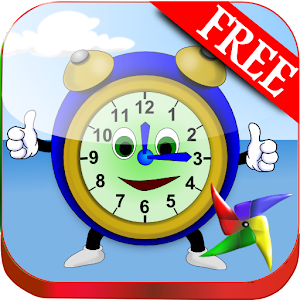 Telling Time Kids 1st Grade for PC and MAC