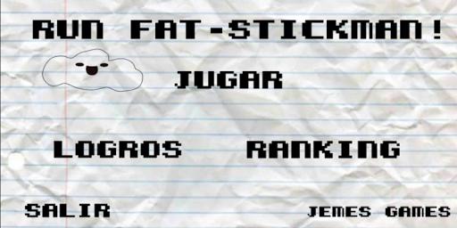 Run Fat-Stickman