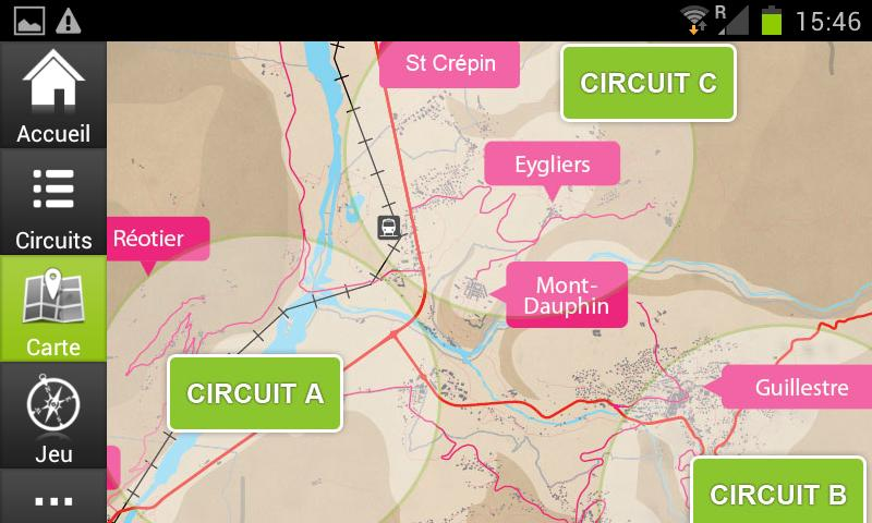 Baroulade - Discover heritage- screenshot