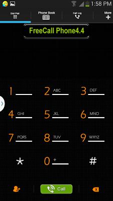 Free Call App - screenshot