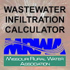 Wastewater Infiltration Calc icon