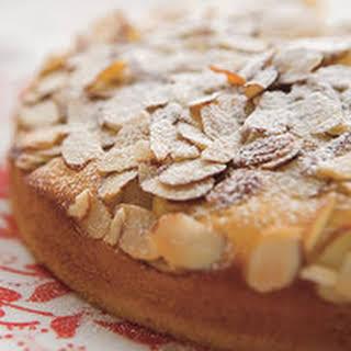 Crunchy Almond Cake.