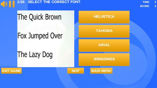 Graphic Designer Trivia