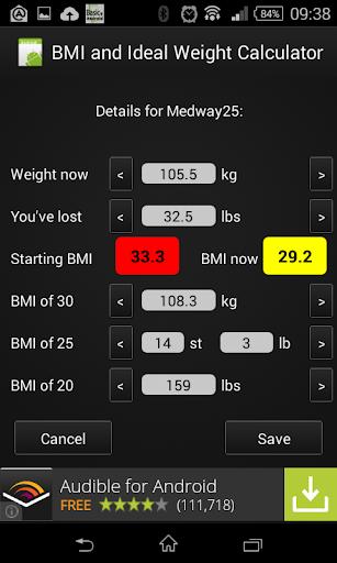 玩健康App|BMI and Ideal Weight Calc免費|APP試玩