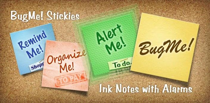 BugMe Stickies Pro apk