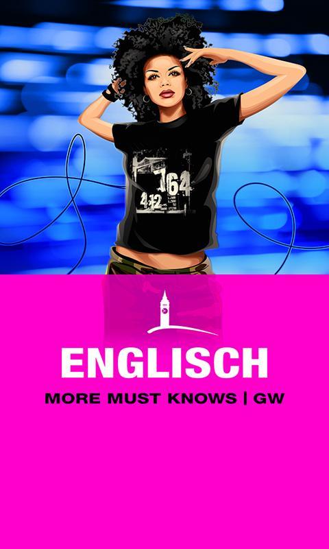 ENGLISCH More Must Knows | GW- screenshot