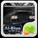 GO SMS PRO AiBlue ThemeEX logo