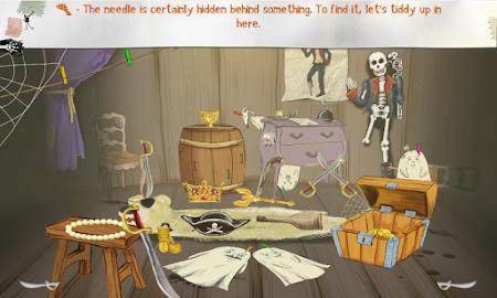 Alizay, pirate girl Screenshot 5