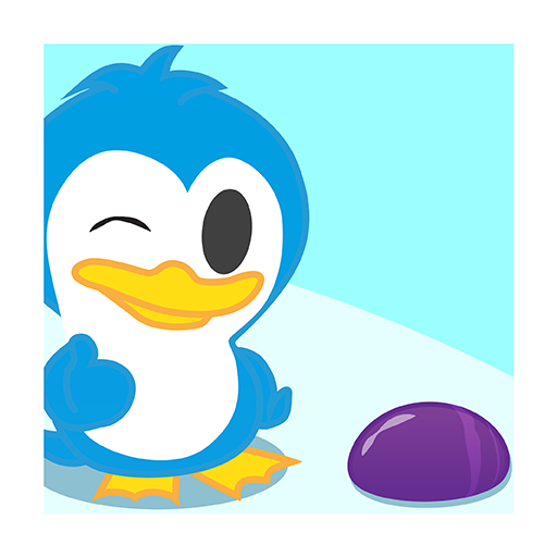 Downhill Penguin 冒險 App LOGO-APP開箱王