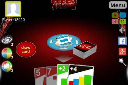 Crazy Eights 3D 1.0.0 screenshot 634030