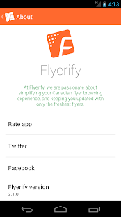 Flyerify: Flyers Canada- screenshot thumbnail