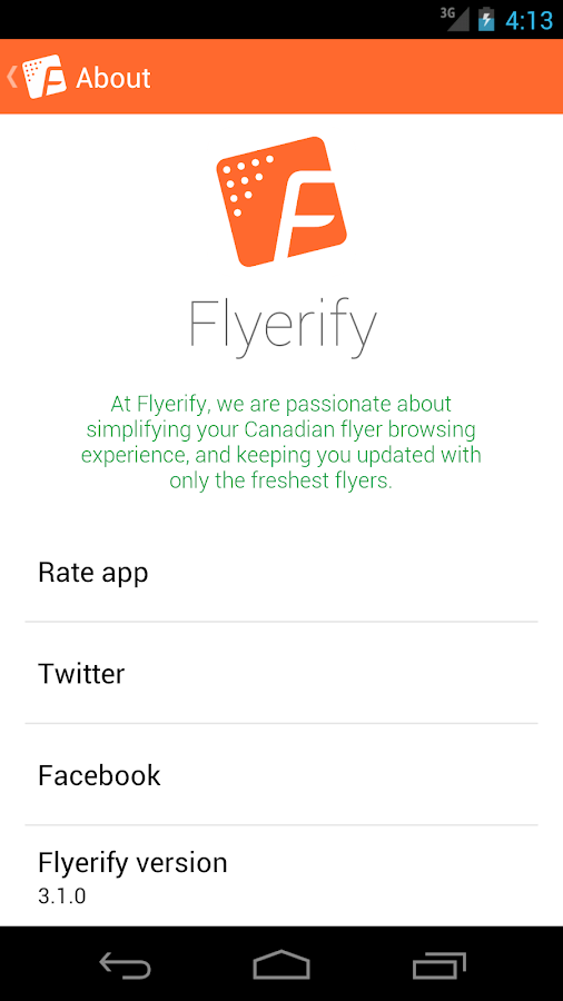 Flyerify: Flyers Canada- screenshot
