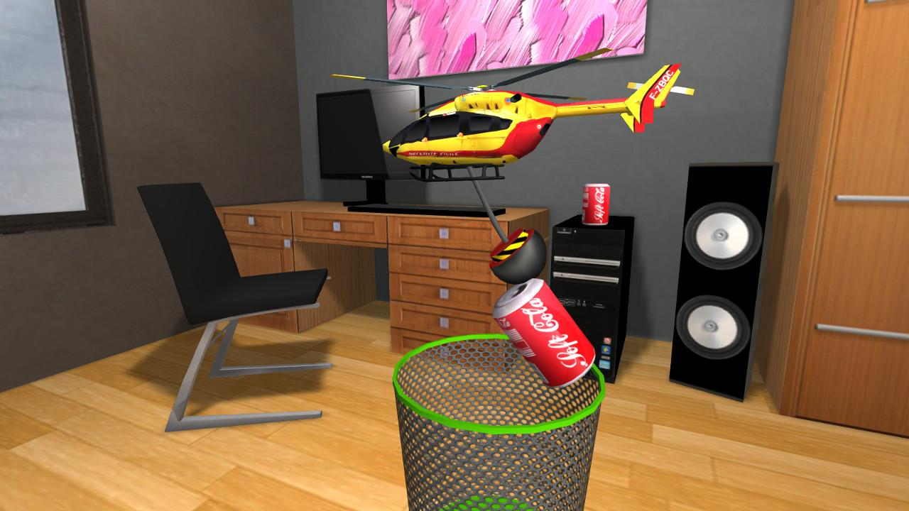 Helidroid 3 : 3D RC Helicopter- screenshot