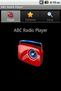 ABC Radio Player- screenshot thumbnail