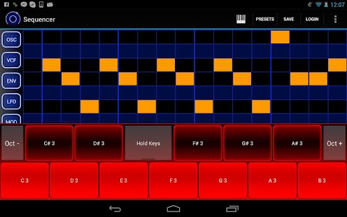 Heat Synthesizer Pro- screenshot thumbnail