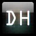 Dystopian Hacking logo
