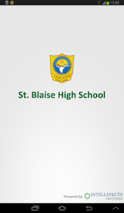 St. Blaise High School, Amboli screenshot