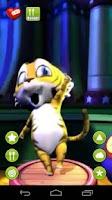 Screenshot of Talking Leonard Tiger
