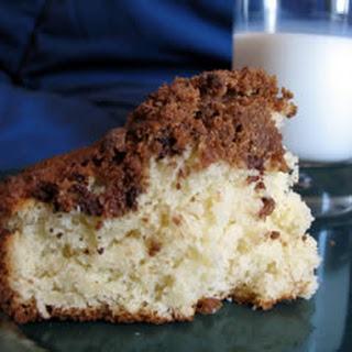 Quick Coffee Cake