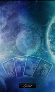 Aquarius Era Tarot Pro - screenshot thumbnail